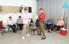 J- Hope and Rap Monster ❤ V App #BTS #방탄소년단