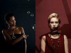 Jewellery² Unser Schmuck ist außergewöhnlich, charakterstark, handgefertigt, laut und manchmal auch leise. www.marenduesel.com