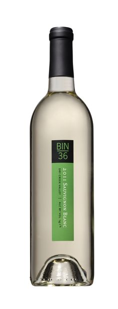 2011 BIN 36 Sauvignon Blanc  A beautiful, addictively good Sauvignon Blanc that shows how well the variety does in this inland valley, and also how well-farmed the Mauritson Vineyard is. The wine is brilliantly dry and crisp, with complex citrus, melon, fig, vanilla and white pepper flavors. Great value.   www.bin36.com/store/page9.html