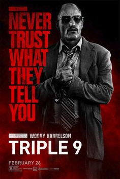 Return to the main poster page for Triple 9