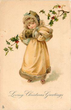 Vintage Christmas - Ellen Jessie Andrews                                                                                                                                                                                 Plus