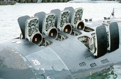 hardsurface: Submarine Missile Tubes