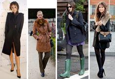 #Fashion #Looks #Abrigos