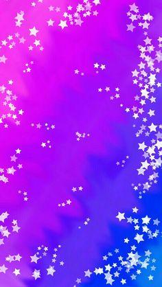 Stars Pretty Phone Wallpaper, Neon Wallpaper, Cellphone Wallpaper, Colorful Wallpaper, Mobile Wallpaper, Iphone Wallpaper, Scrapbook Background, Star Background, Cool Backgrounds Wallpapers