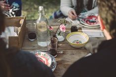 Kinfolk Flower Potluck Portugal | Little Upside Down Cake