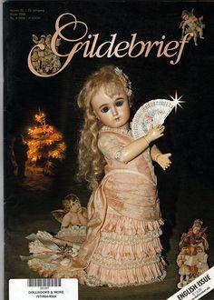 Gildebrief 5-2002 Dollmaking Antique Dress Patterns full size patterns