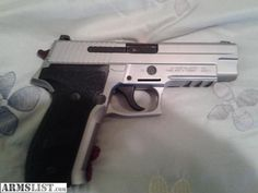 ARMSLIST - For Trade: sig sauer p226r stainless