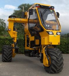 Rocketumblr | GRV Vineyard Tractor