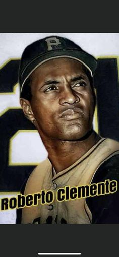Roberto Clemente, Baseball Players, Baseball Cards, Pittsburgh Pirates, Puerto Rico, Legends, Sweet, Sports, Color