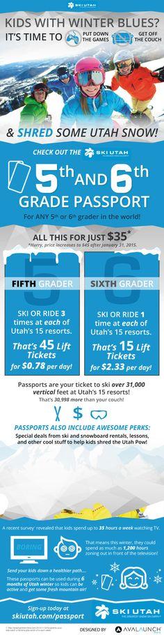 5th and 6th Grade Passport