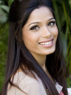 Freida Pinto - I remember reading that her definition of physical ...