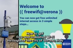 How to have free wifi in Verona, Italy - andrasi.ro - News, Gadgets, Android Apps & Games, Beautiful pictures and Fun.