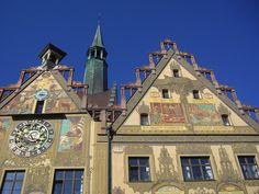 Rathaus Ulm #Germany