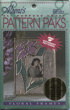 Aleene's All Purpose Craft Pattern Paks by OnceUponAnHeirloom, $2.95