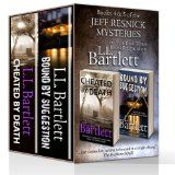 The Jeff Resnick Mysteries Volume 2 - Cheated By Death & Bound By Suggestion - http://www.kindlebooktohome.com/the-jeff-resnick-mysteries-volume-2-cheated-by-death-bound-by-suggestion-2/ The Jeff Resnick Mysteries Volume 2 - Cheated By Death & Bound By Suggestion   A special bargain-priced box set of the fourth and fifth Jeff Resnick Mysteries.CHEATED BY DEATHIn this fourth book of the series, Jeff Resnick faces a new dilemma: someone is stalking his sister-in-law, Br