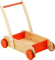 Walker Wagon I'm so bummed they stopped making this!!  I can't find one even close to this beauty!  http://howwemontessori.typepad.com/how-we-montessori/2011/12/what-to-look-for-in-a-baby-walker-wagon.html