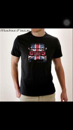 UK OffRoad - Black Tshirt - Masculino