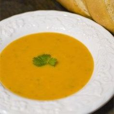 Butternut Squash Soup II - Allrecipes.com