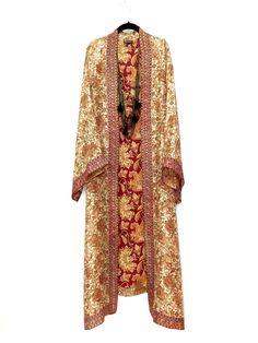 A personal favourite from my Etsy shop https://www.etsy.com/uk/listing/271200740/maxi-long-length-kimono-jacket-beach