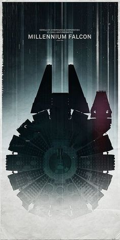 The Millennium Falcon Fast Forward