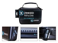 All new GoPro Carrying Case for GoPro Hero 4/3+/3/2/1 and Accessories by Zinked-Carbon Fiber Travel & Household Case with EVA Foam Interior WaterResistant Perfect Protection for Your Camera or iPad Mini Black Zinked http://www.amazon.com/dp/B00KFCESEC/ref=cm_sw_r_pi_dp_wIa2vb0EQTZ0G