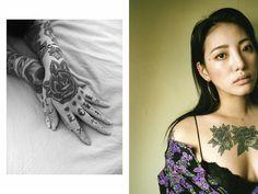 女性の彫り師が語る「タトゥーと韓国」   read   i-D