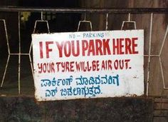 Shit Indians Write: 101 hilarious notices and spelling mistakes from India  that will make you cry in laughter