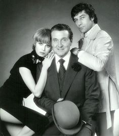 Purdey, Steed and Gambit