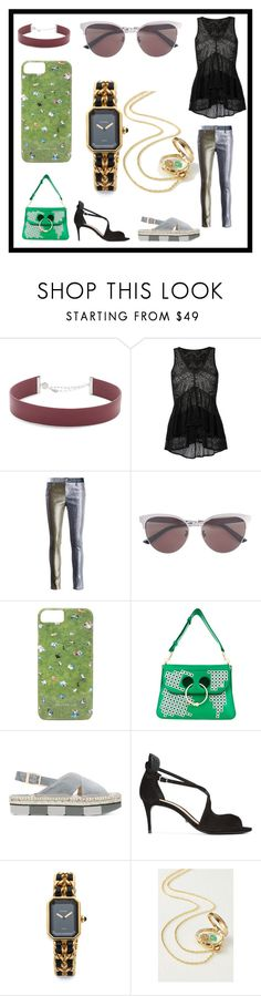 """""""Set for amazing"""" by denisee-denisee ❤ liked on Polyvore featuring Jennifer Zeuner, Cecilia Pradomurion, Monse, Gucci, Gray Malin, J.W. Anderson, Schutz and Loquet"""
