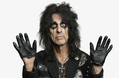 ATITUDE ROCK'N'ROLL: ALICE COOPER não acredita que uma banda de rock po...