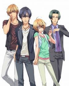 anime Love Stage!!