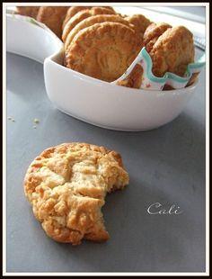 Cookies au Dulce de Leche & Chocolat Blanc