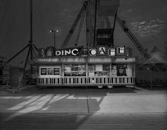 Afterlife - New Jersey Shore - The Dino Cafe, by Michael Massaia