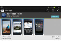 Chcesz korzystać z Facebook Home? Podróbka aplikacji już dostępna w Google Play.