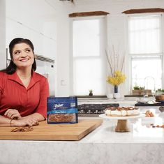 Learn simple and delicious ways to enjoy the natural goodness of Fisher® Nuts with these unique take on recipes from Chef Alex Guarnaschelli. Chef Recipes, Food Network Recipes, Alex G, Iron Chef, Cooking Tips, Fisher, How To Memorize Things, Natural, Simple