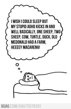 Insomnia, so true!