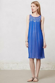 Pia Swing Dress #anthropologie