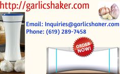 Garlic Shaker is the fastest method of peeling garlic. Save time preparing your food by peeling entire heads of garlic in 30 seconds of shaking. Garlic Shaker® is also reasonably priced and built to last. Save money by buying and peeling fresh garlic as opposed to using expensive pre-peeled or pre-minced garlic cloves for all your garlic recipes.http://goo.gl/MXirlC
