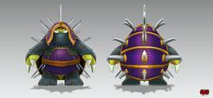 Rammus_Ninja Rammus by The-Bravo-Ray.deviantart.com on @deviantART