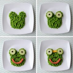 frog prince snack