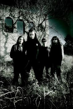 Moonspell: Moonspell is a Portuguese heavy metal band. Formed in 1992, the group released their first EP Under the Moonspell in 1994, a year before the release of their first album Wolfheart.