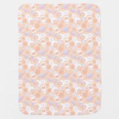 Space Girls Baby Blanket | Zazzle.com
