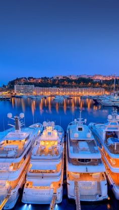 Monaco, French Riviera..