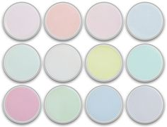 Pastels Colors Examples | If you're not sure what pastel colors are, don't worry. Patel colors ..