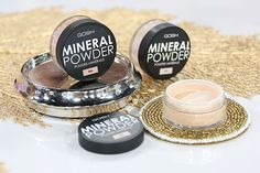Must-Haves for a Glowing Complexion: Gosh Mineral Powder