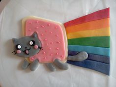 Nyan Cat - Cake Decorating Community - Cakes We Bake