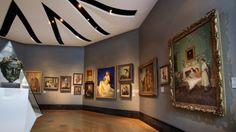 National Portrait Gallery http://www.npg.org.uk/ http://en.wikipedia.org/wiki/National_Portrait_Gallery,_London