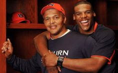 "Bishop Cecil Newton Father of NFL Quarterback Cam Newton Says ""God is Good!"""