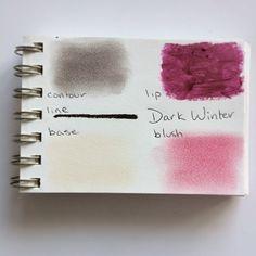 Dark Winter Lipstick 1 True Story Matte 6 2 Full