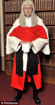 High Court Judge Sir Nicholas Mostyn